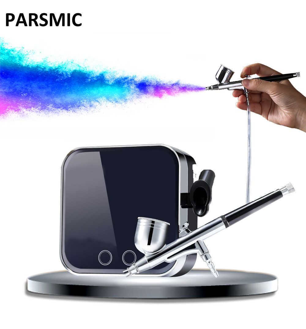 Airbrush Makeup Kit With Compressor Pro
